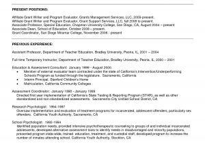 Resume Templates for Masters Program Graduate School Resume Sample Application Cv High