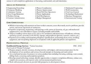 Resume Templates for Oil and Gas Industry Oil Gas Engineer Resume Sample Work Pinterest