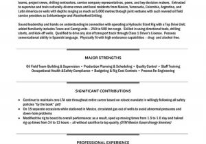 Resume Templates for Oil and Gas Industry top Oil Gas Resume Templates Samples