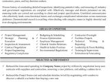 Resume Templates for Project Managers top Project Manager Resume Templates Samples