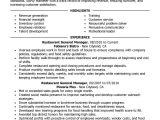 Resume Templates for Restaurant Managers Best Restaurant Manager Resume Example Livecareer