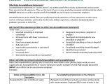 Resume with Achievements Sample Accomplishments On Resume Examples Najmlaemah Com