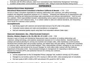 Resume with Achievements Sample Achievement Examples for Resume Examples Of Resumes