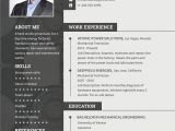 Resume with Photo In Word format Free Download Free Mechanic Resume Template Resume Templates Resume