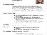 Resumen Profesional Y Laboral Para Cv Modelo Cv asistente Del Entrenador De Futbol Livecareer