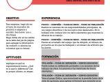 Resumen Y Objetivo Profesional El Curriculum Perfecto Perfil En Redes sociales 2019