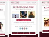 Retail Email Templates 11 Fabulous New Email Template Designs for Retailers