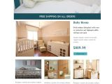 Retail Email Templates Retail Home Goods Email Marketing Template Mailify
