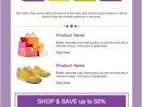 Retail Email Templates Tired Of Your Newsletter Design Try these 14 Templates