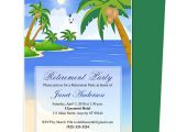 Retirement Flyer Template Powerpoint Retirement Templates Paradise Retirement Party