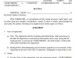 Revenue Sharing Contract Template Profit Sharing Agreement 7 Free Pdf Doc Download