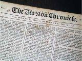 Revolutionary War Newspaper Template Nice Colonial America Newspaper Rarenewspapers Com