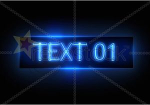 Revostock after Effects Templates Free Download Neon Sign after Effects Project Revostock