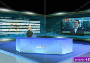 Revostock after Effects Templates Free Download Virtual Studio Mega Pack after Effects Project