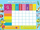 Reward Sheet Template Printable Reward Chart Template Activity Shelter