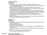 Rf Engineer Resume Engineer Rf Resume Samples Velvet Jobs