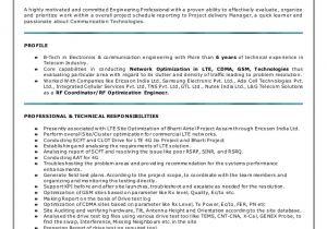 Rf Engineer Resume Rf Engineer Resume 01 12 16