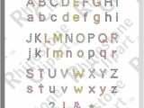 Rhinestone Alphabet Templates 12 Rhinestone Font Template Images Rhinestone Templates