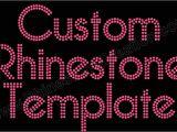 Rhinestone Templates wholesale Rhinestone Templates Beepmunk