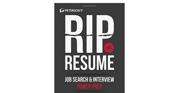 Rip the Resume Job Search & Interview Powerprep Rip the Resume Job Search Interview Power Prep Pdf