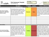 Risk assessments Templates Risk assessment Template Cyberuse