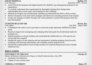 Rn Case Manager Resume Template Case Manager Resume Http Resumecompanion Com Resume