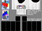Roblox Tshirt Template Roblox