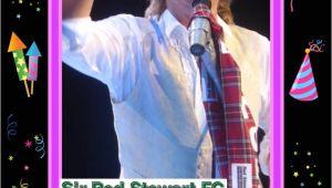 Rod Stewart Happy Birthday Card Happybirthdayrod Hashtag On Twitter