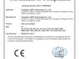 Rohs Compliance Certificate Template Rohs Certificate Of Compliance Guangzhou Mex