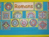 Roman Mosaic Templates for Kids Classdisplays Art