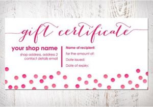 Romantic Gift Certificate Template 39 Romantic Gift Certificate Template Luxurious Rack