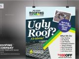 Roofing Flyer Templates Roofing Company Flyer Template Vol 02 by Kinzishots