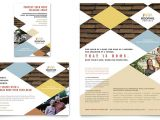 Roofing Flyer Templates Roofing Contractor Flyer Ad Template Design