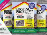Roofing Flyer Templates Roofing Contractor Flyer Vol 03 Flyer Templates