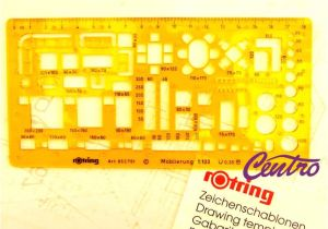 Rotring Furniture Template Jual Rotring Furniture Template 1 100 Centro Trading