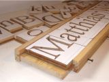 Router Alphabet Templates Making 3d Letters with the Pantograph