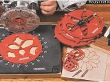 Router Templates Designs Design Inlay Kit Lee Valley tools