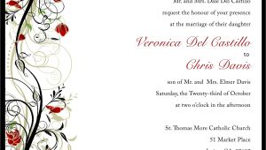 Rsvp Full form In Invitation Card In Hindi Invitations Wedding Card format Indian Words In Hindi