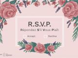 Rsvp Full form In Marriage Card What Does Rsvp Mean On An Invitation