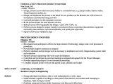 Rtl Design Engineer Resume Process Design Engineer Resume Samples Velvet Jobs