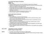 Rtl Design Engineer Resume software Design Engineer Resume Samples Velvet Jobs