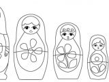Russian Nesting Dolls Template the Nesting Doll that took A Fall