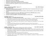 Safety Professional Resume Carlos David Besinaiz Safety Professional Resume
