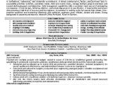 Safety Professional Resume Safety Coordinator Resume Example