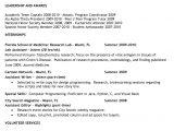 Sahm Resume Sample Sahm Resume Examples Krida Info
