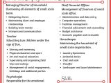 Sahm Resume Sample Stay at Home Mom Resume these are Great Resources for Stay
