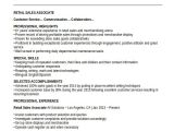 Sales associate Resume Template Sales associate Resume Template 8 Free Word Pdf