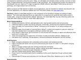 Sales Rep Job Description Template Resume Sales Representative Job Description Sample