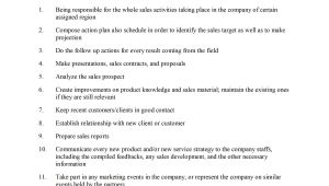 Sales Rep Job Description Template Sales Representative Job Description Template