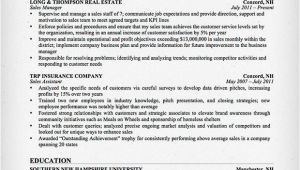 Sales Resume Sample Salesperson Marketing Cover Letters Resume Genius